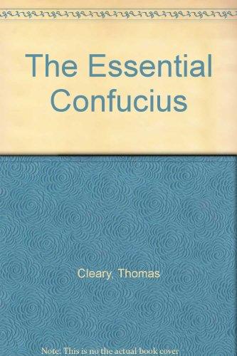 9780062501783: The Essential Confucius