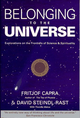 9780062501950: Belonging to the Universe: Explorations on the Frontiers of Science and Spirituality