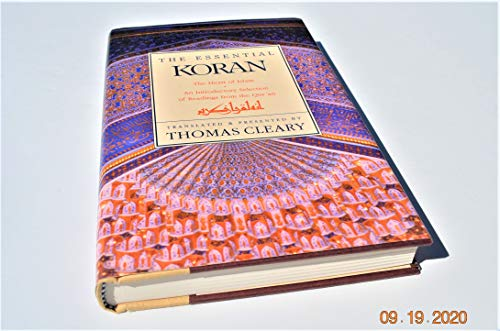 9780062501967: The Essential Koran: The Heart of Islam - An Introductory Selection of Readings from the Quran