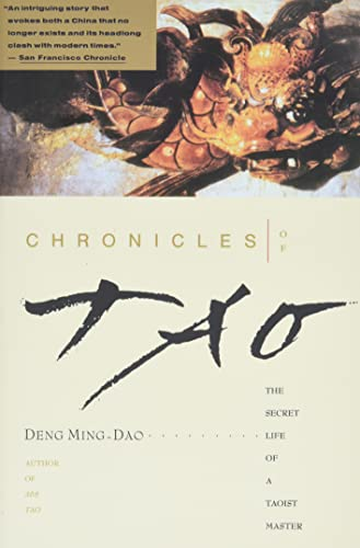 9780062502193: Chronicles of Tao: The Secret Life of a Taoist Master