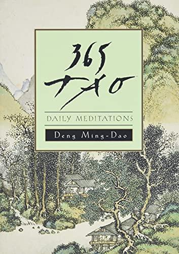 9780062502230: 365 Tao: Daily Meditations