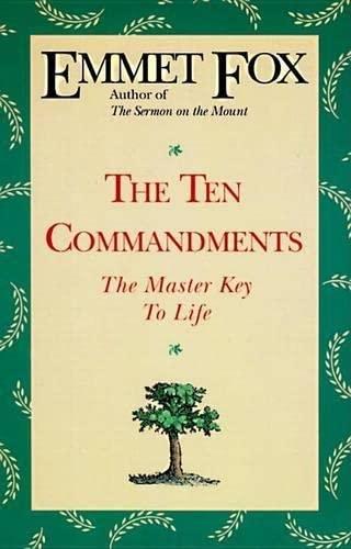9780062503077: The Ten Commandments