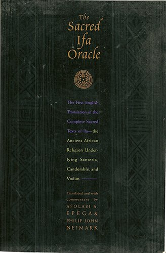 9780062503091: The Sacred Ifa Oracle