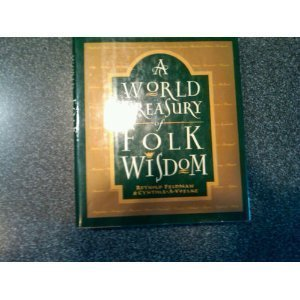 9780062503190: A World Treasury of Folk Wisdom