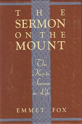 9780062503367: The Sermon on the Mount: The Key to Success in Life