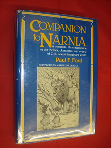 9780062503404: Companion To Narnia