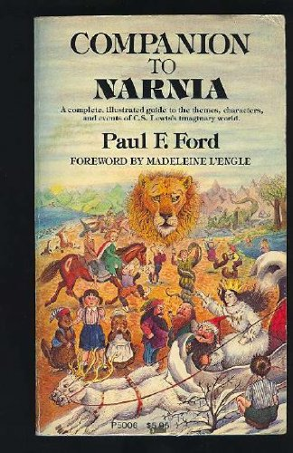 9780062503411: Companion to Narnia