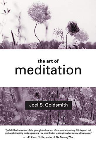 9780062503794: The Art of Meditation