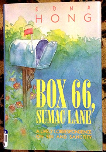 9780062503879: Box 66, Sumac Lane: A Lively Correspondence on Sin and Sanctity