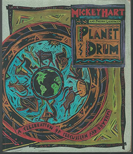 9780062503978: Planet Drum: A Celebration of Percussion and Rhythm