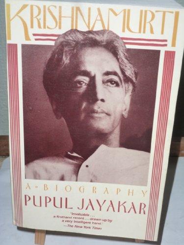 9780062504043: Krishnamurti: A Biography