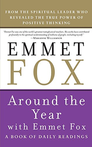 9780062504081: Around the Year with Emmet Fox: Book of Daily Readings