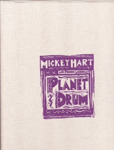 9780062504142: Planet Drum: A Celebration of Percussion and Rhythm