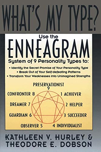9780062504210: What's My Type?: Discovering Your Primary Compulsive Patterns and Breaking Free to Fulfil the Potential of Your Personality Type