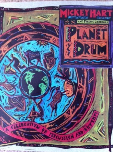 9780062504623: Planet Drum/Book With Compact Disk