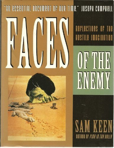 9780062504678: Faces of the Enemy: Reflections of the Hostile Imagination