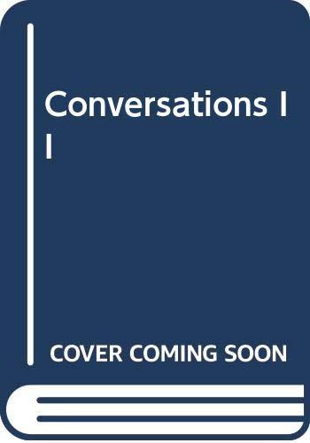 9780062504807: Conversations II
