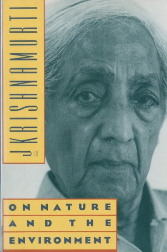9780062505347: On Nature and the Environment