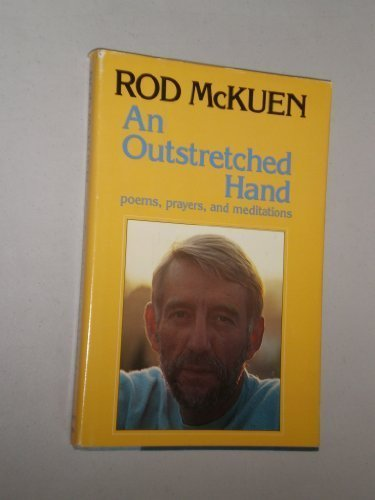 9780062505682: An Outstretched Hand: Poems, Prayers and Meditations