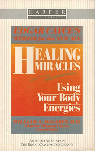 9780062505910: Healing Miracles/Audio Cassette