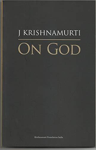 9780062506078: On God