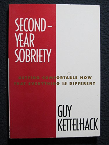 9780062506313: Second-Year Sobriety: Getting Comfortable Now That Everything Has Changed (Harpe Sobriety, Vol 2)