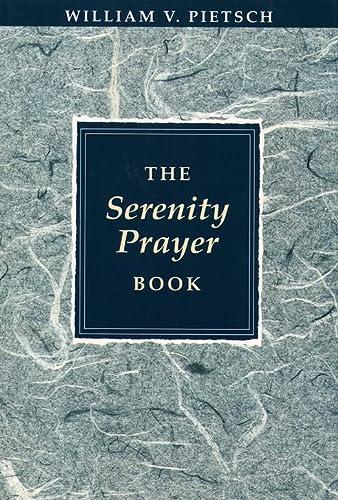 9780062506375: The Serenity Prayer Book