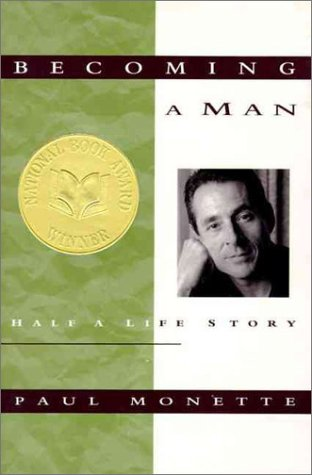 9780062507242: Becoming a Man: Half a Life Story
