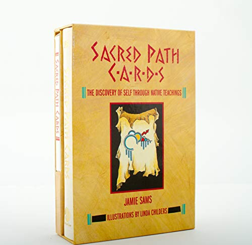 9780062507624: Sacred Path Cards: The Discovery of Self Through Native Teachings