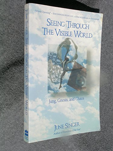 9780062507952: Seeing Through the Visible World: Jung, Gnosis, and Chaos.