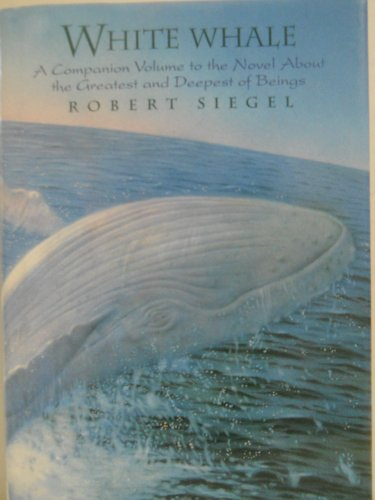 White Whale: Robert Siegel