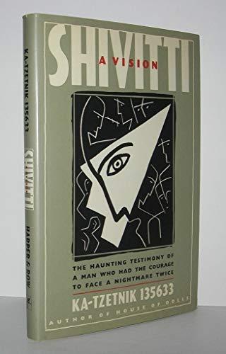 9780062508706: Shivitti: A Vision