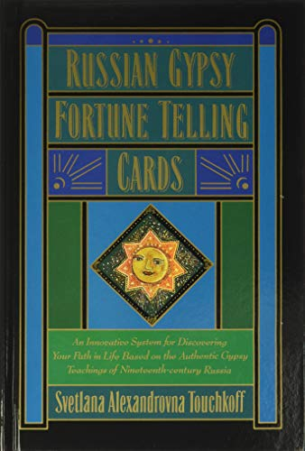 9780062508768: Russian Gypsy Fortune Telling Cards