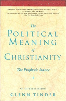 9780062508935: The Political Meaning of Christianity: The Prophetic Stance : An Interpretation