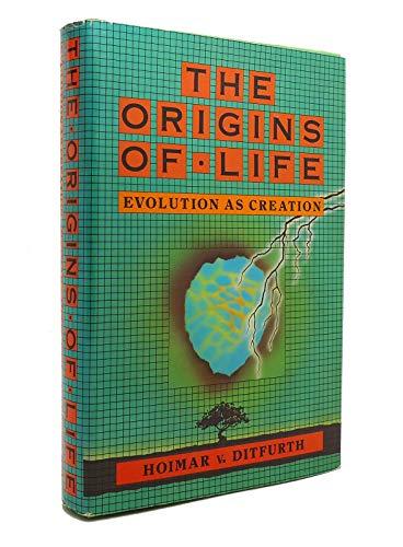 9780062509093: The Origins of Life : Evolution As Creation