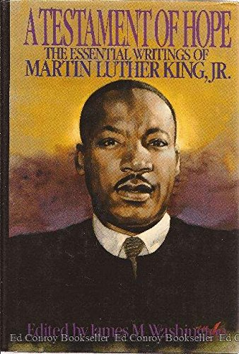 9780062509314: A Testament of Hope: The Essential Writings of Martin Luther King Jr.