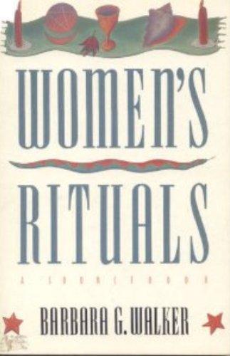 9780062509390: Women's Rituals: A Sourcebook