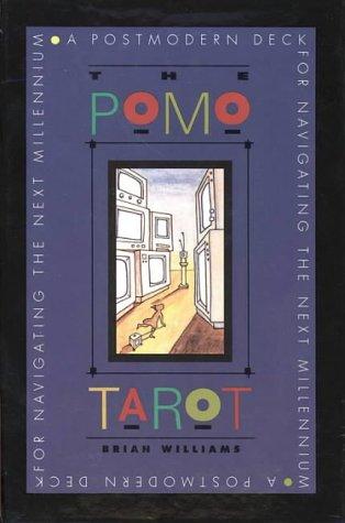 9780062509659: The Pomo Tarot: A Postmodern Deck for Navigating the Next Millennium