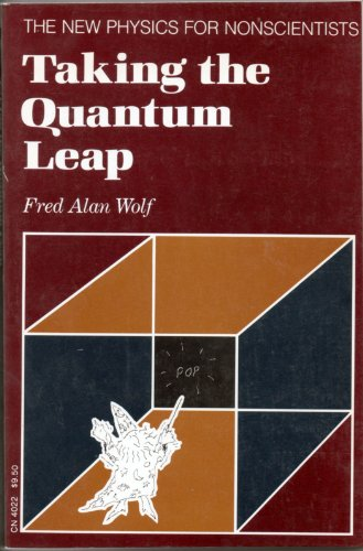 9780062509819: Taking the Quantum Leap: The New Physics for Nonscientists