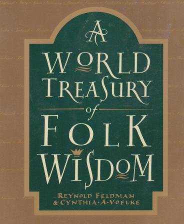 9780062510020: World Treasury of Folk Wisdom