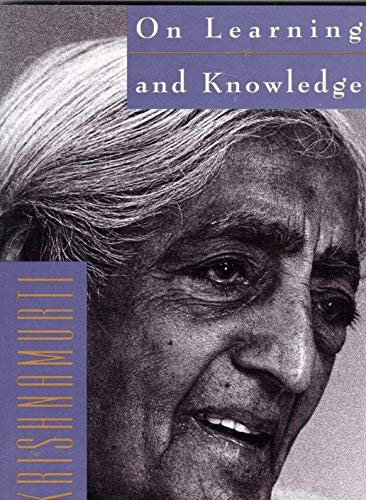 9780062510112: On Learning and Knowledge