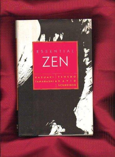 9780062510471: Essential Zen