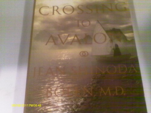 9780062511096: crossing to avalon, a woman's midlife pilgrimage