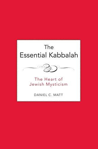 9780062511638: Essential Kabbalah: The Heart of Jewish Mysticism
