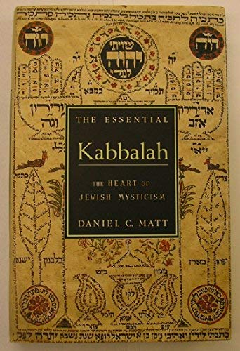 9780062511645: The Essential Kabbalah: The Heart of Jewish Mysticism