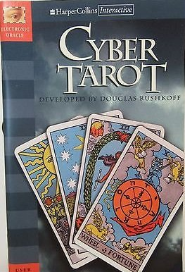 9780062511973: The Cyber Tarot: An Electronic Oracle