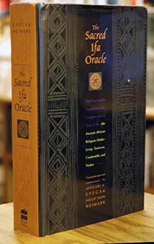 9780062512307: The Sacred Ifa Oracle