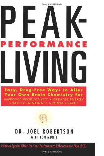 9780062512345: Peak-Performance Living