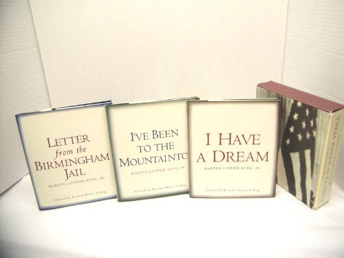 9780062512550: Martin Luther King Jr. Commemorative Gift Boxed-Set