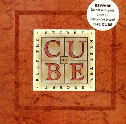 9780062512666: The Cube: Keep the Secret